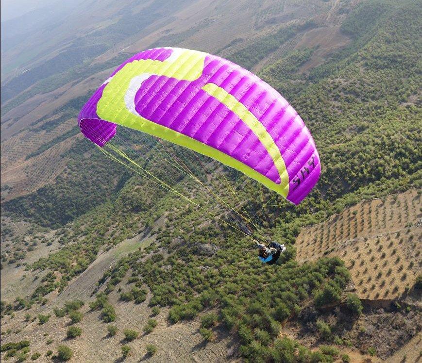 e21bee325d4 2019 Sky ParaglidersPRODUKTY · AYA - nové EN-A